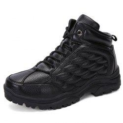 Leisure Outdoor Warm Anti-slip Hiking Shoes for Men -