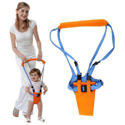 Comfortable Adjustable Basket-Type Infant Walk Learning Belt -
