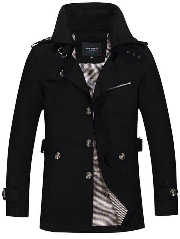 Fashion Fashion Business Casual Trench for Men