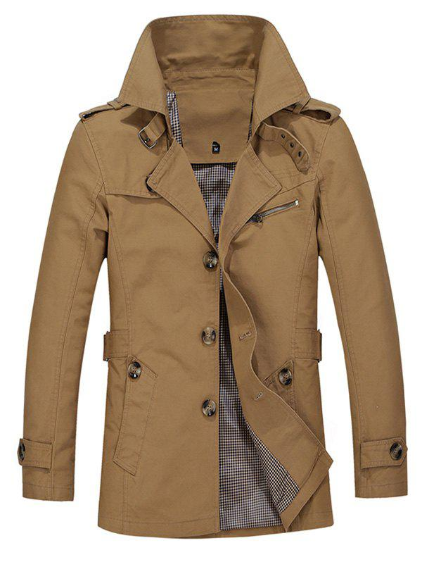 Cheap Fashion Business Casual Trench for Men