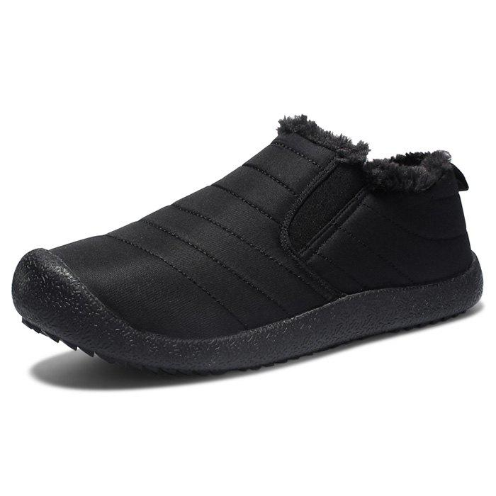 New Stylish Comfortable Warm Leisure Casual Flat Shoes for Men