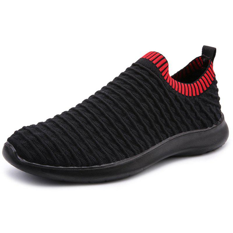 Online Leisure Outdoor Breathable Anti-slip Sneakers for Men