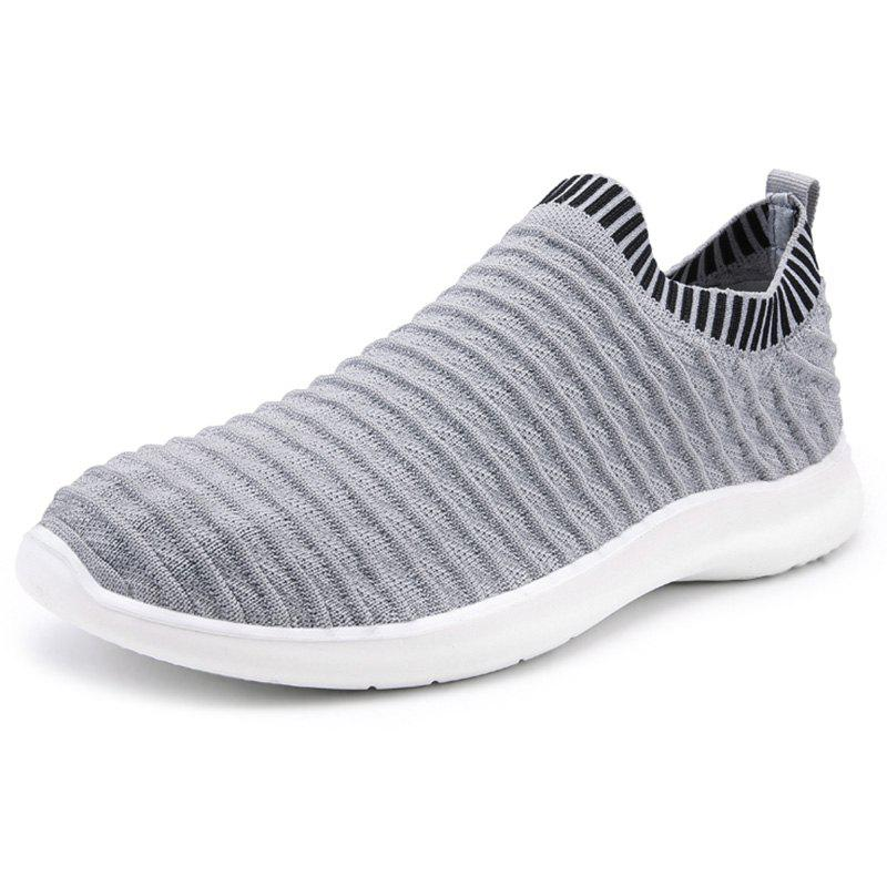 Trendy Leisure Outdoor Breathable Anti-slip Sneakers for Men
