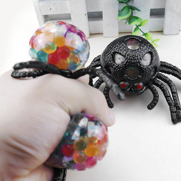 Shop Creative Spider Shape TPR Squeeze Toy 1pc