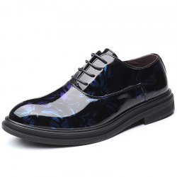 Male Business Slip-on Ventilate Dress Shoes -