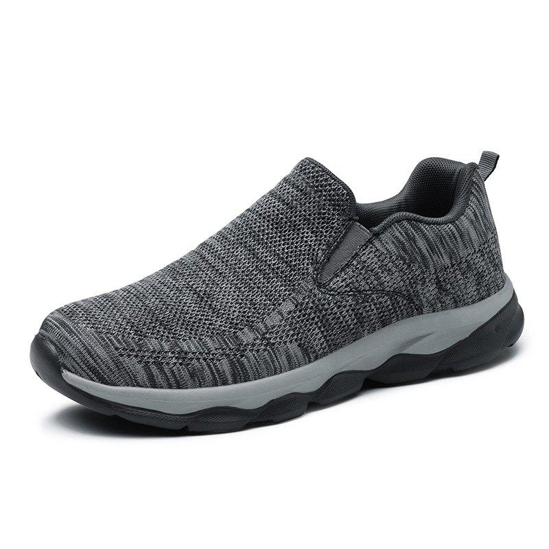 Shop Outdoor Breathable Anti-slip Leisure Sneakers for Men