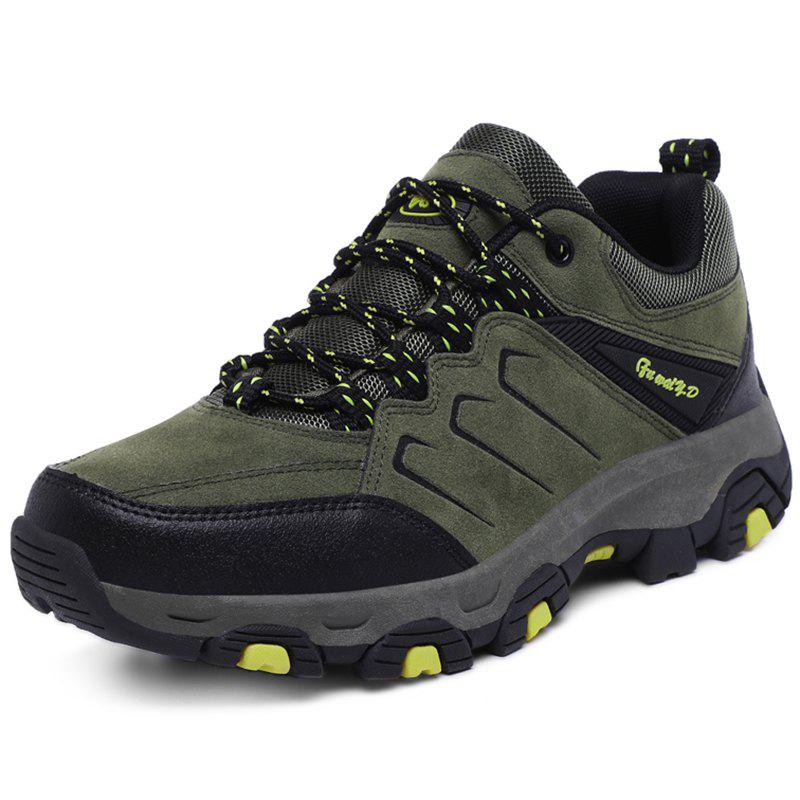 Unique Stylish Outdoor Anti-slip Shock-absorbing Hiking Shoes for Men