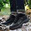 Fashion Outdoor Warm Shock-absorbing Hiking Shoes for Men -