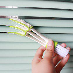 Automobile Air Conditioner Outlet Cleaning Brush -