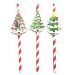 Christmas Festival Party Shooting Props 3pcs -