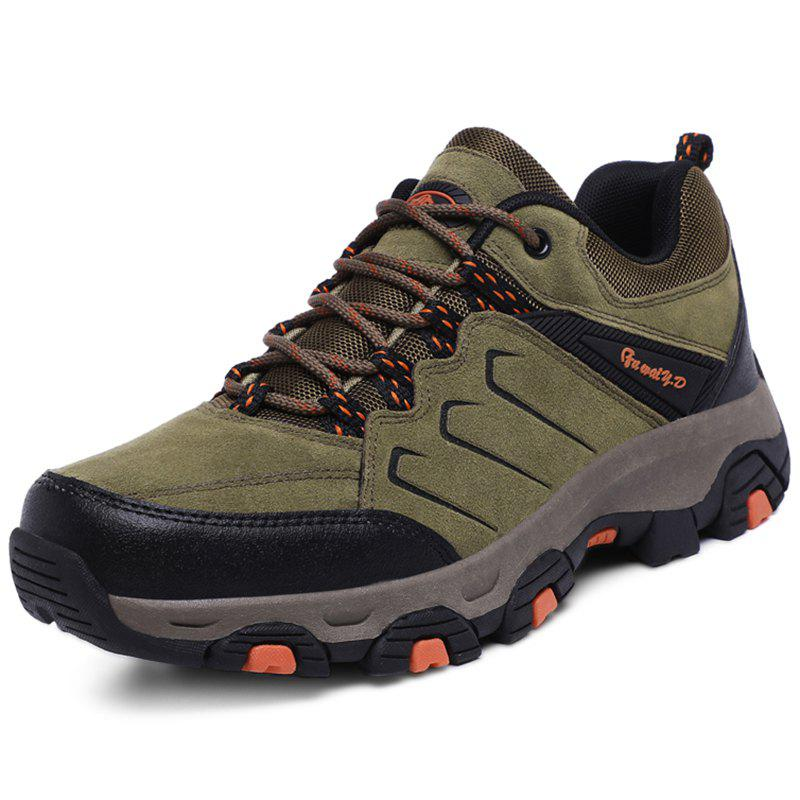 Latest Stylish Outdoor Anti-slip Shock-absorbing Hiking Shoes for Men
