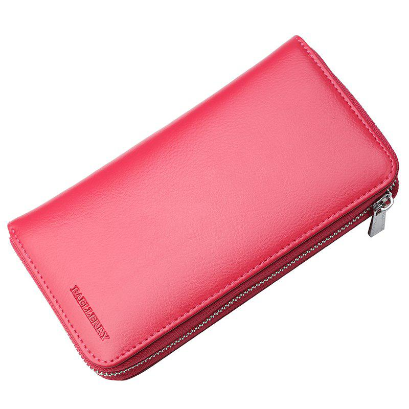 Fancy Baelerry Fashion Solid Color Wallets