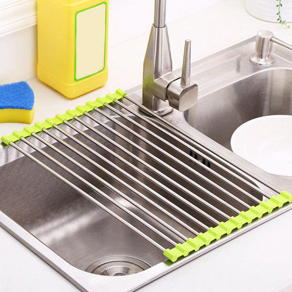 Shop Stainless Steel Fruit and Vegetable Drain Rack