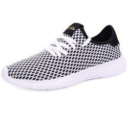 Mesh Breathable Sports Shoes Sneakers for Men -