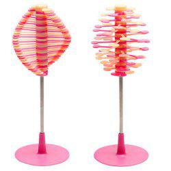 Creative Ornaments Rotating Lollipop Decompression Toy -