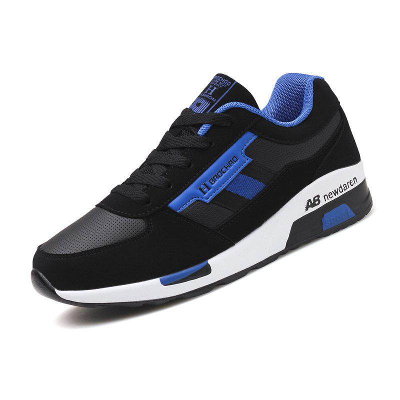 Cheap Men Wearable Lace Up Casual Athletic Sports Shoes Sneakers
