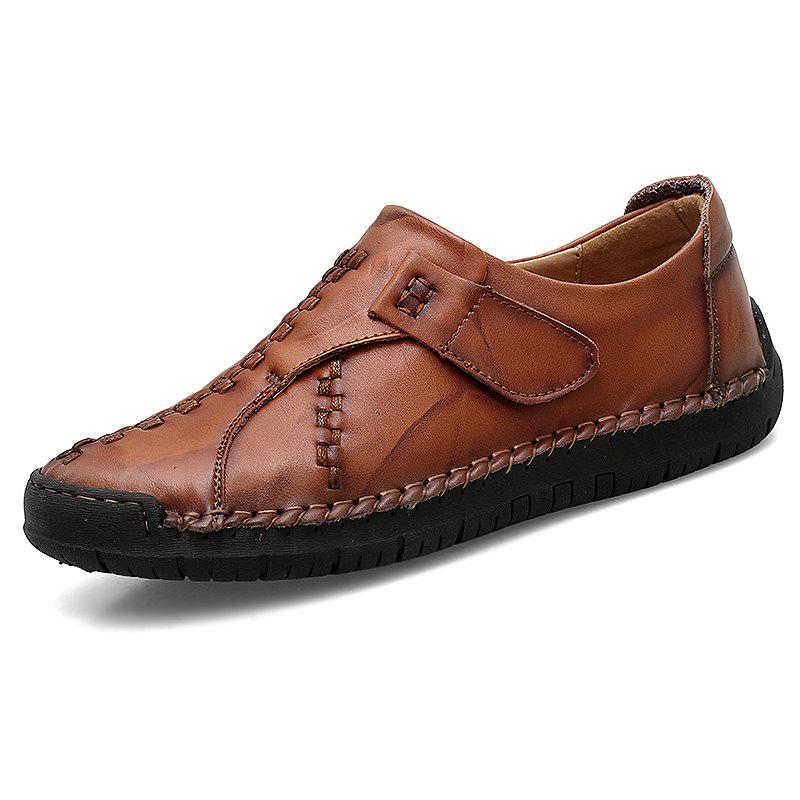 Shop Trendy Soft Slip-on Leather Casual Shoes for Men
