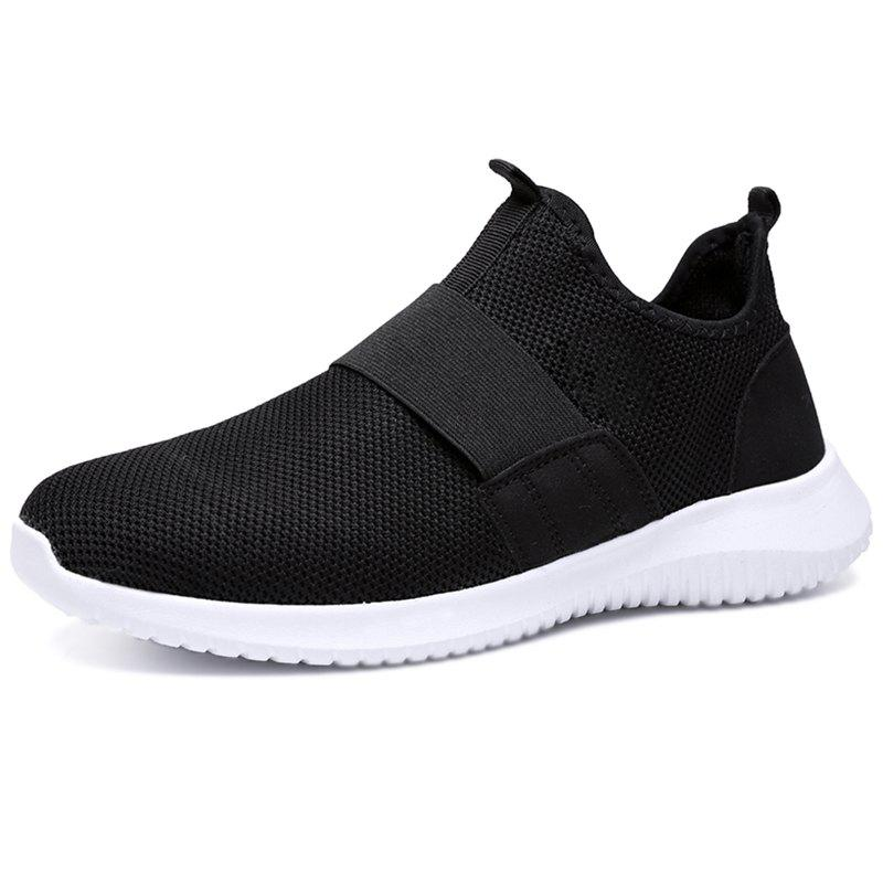 Best Outdoor Breathable Shock-absorbing Slip-on Sneakers for Men