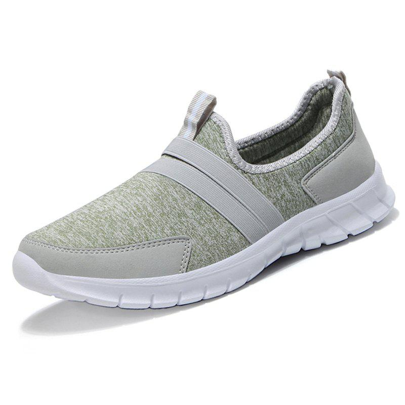 Hot Fashion Breathable Shock-absorbing Slip-on Sneakers for Men