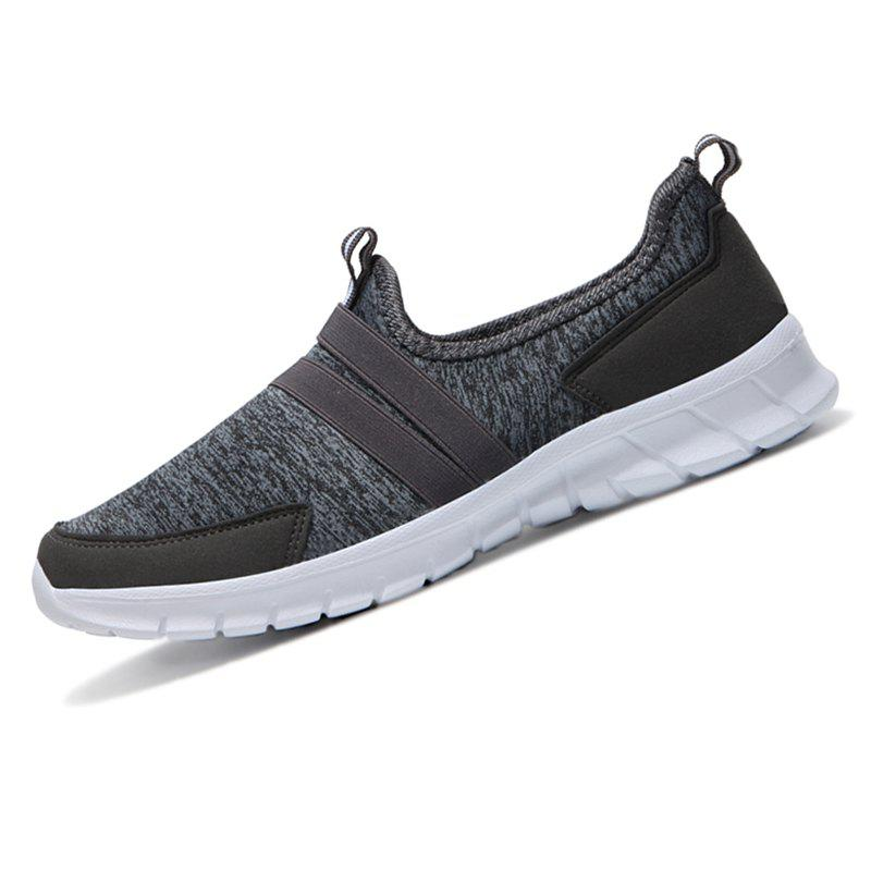 Buy Fashion Breathable Shock-absorbing Slip-on Sneakers for Men