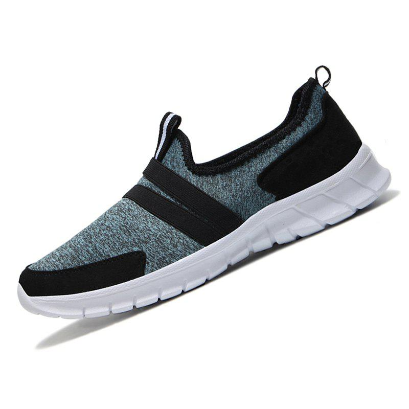 Affordable Fashion Breathable Shock-absorbing Slip-on Sneakers for Men