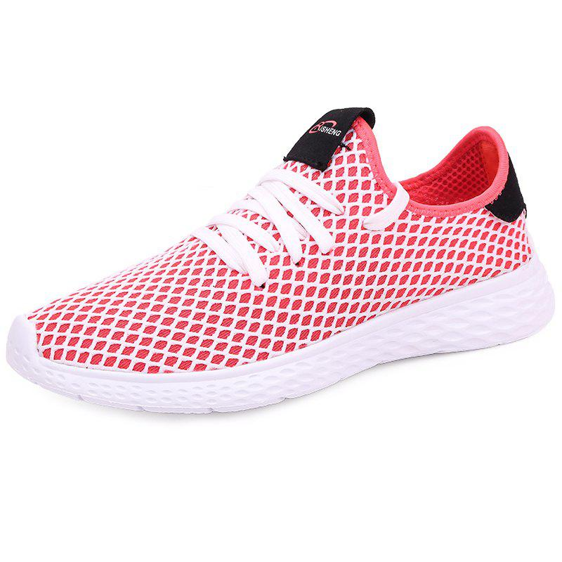 Outfit Mesh Breathable Sports Shoes Sneakers for Men