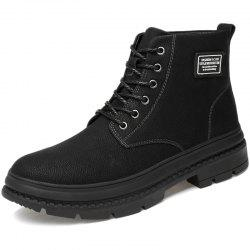Wearable High Shoes Boots for Men -