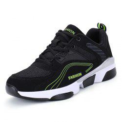 Fashion Lace Up Sports Shoes Sneakers for Men -