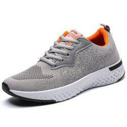 Mesh Fabric Running Sports Shoes for Men -