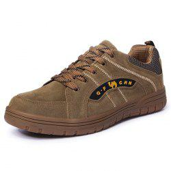Outdoor Fleece Hiking Shoes for Men -