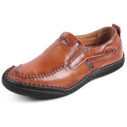 Men's Fashion Outdoor Leather Casual Shoes -