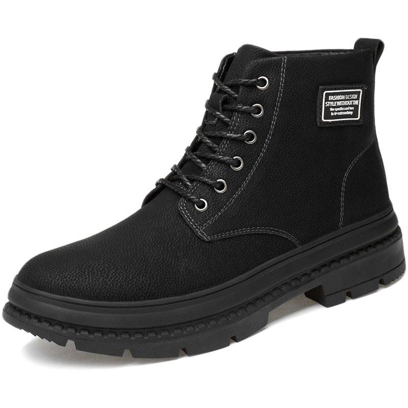 Shops Wearable High Shoes Boots for Men