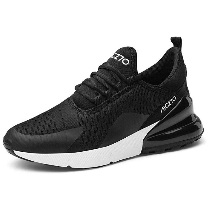 Online Knitted Air-cushion Sports Shoes Sneakers for Men