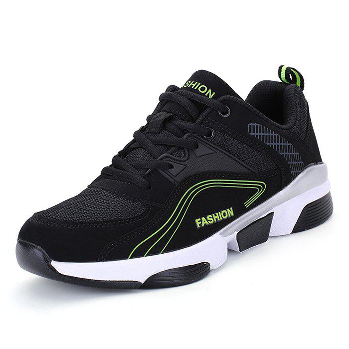 Fancy Fashion Lace Up Sports Shoes Sneakers for Men