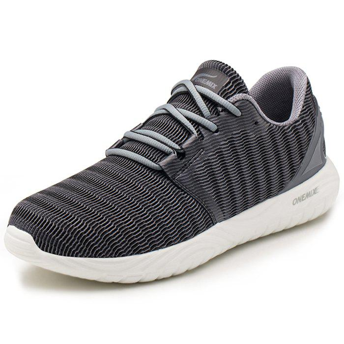 Affordable ONEMIX 1309 Fashion Outdoor Anti-slip Comfortable Leisure Casual Shoes for Men