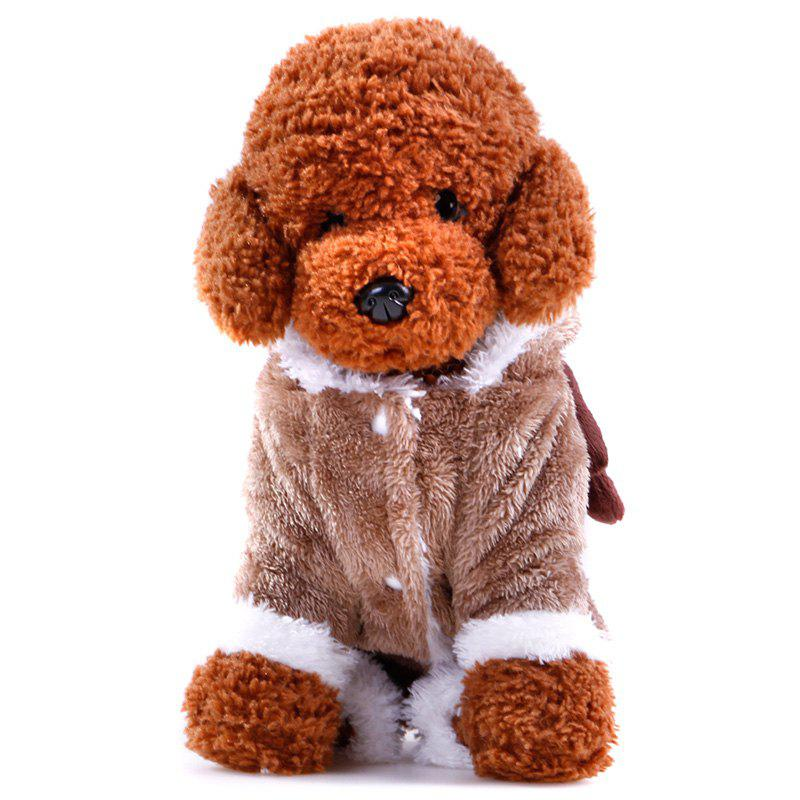 Best Pet Thickened Four Feet Autumn Winter Clothes