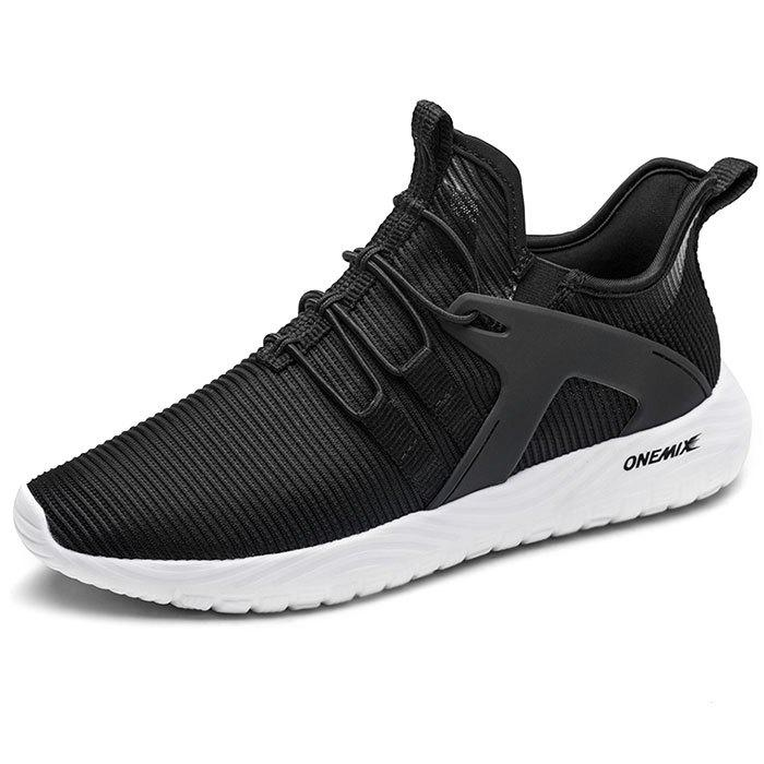Online ONEMIX Fashion Breathable Shock-absorbing Sneakers