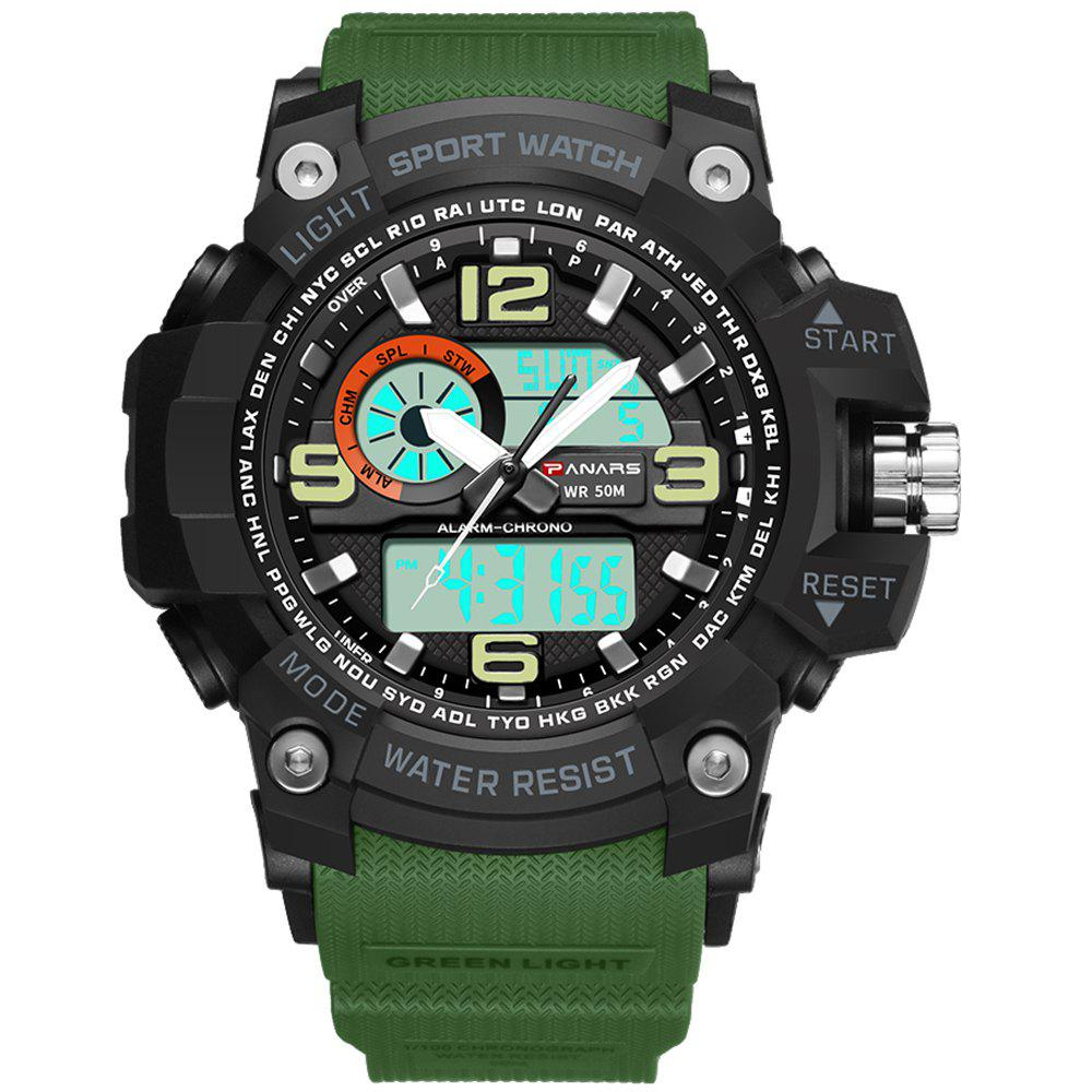 Discount PANARS 8203 Digital Watch with Plastic Band