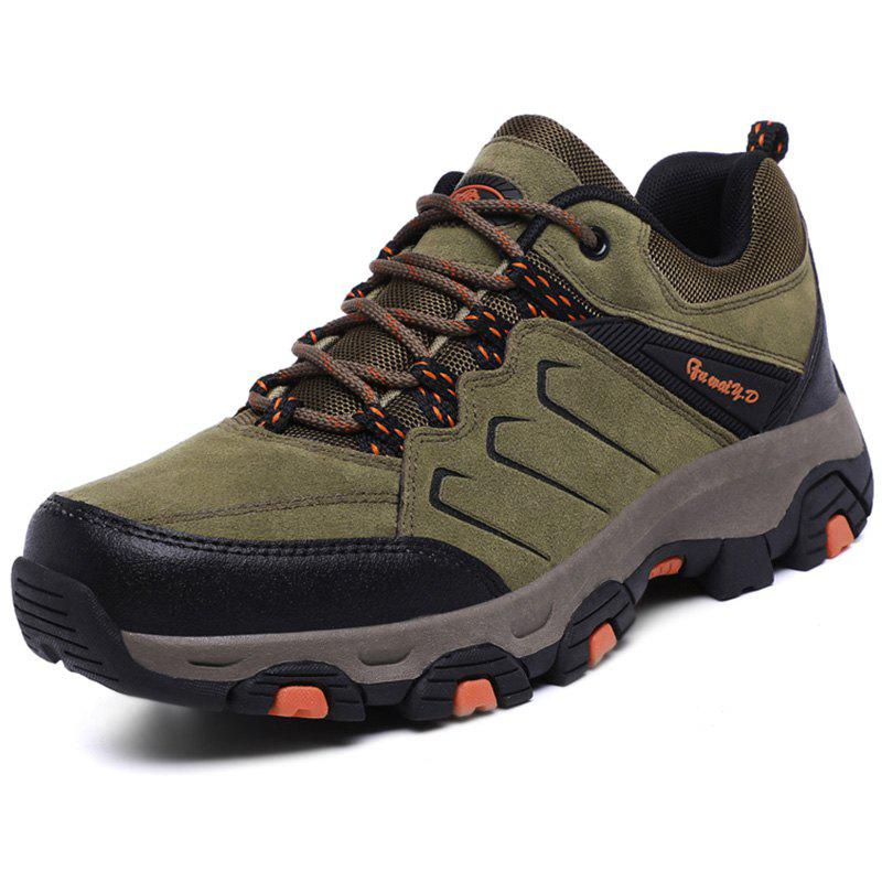 Chic Fashion Outdoor Anti-slip Comfortable Casual Hiking Shoes for Men