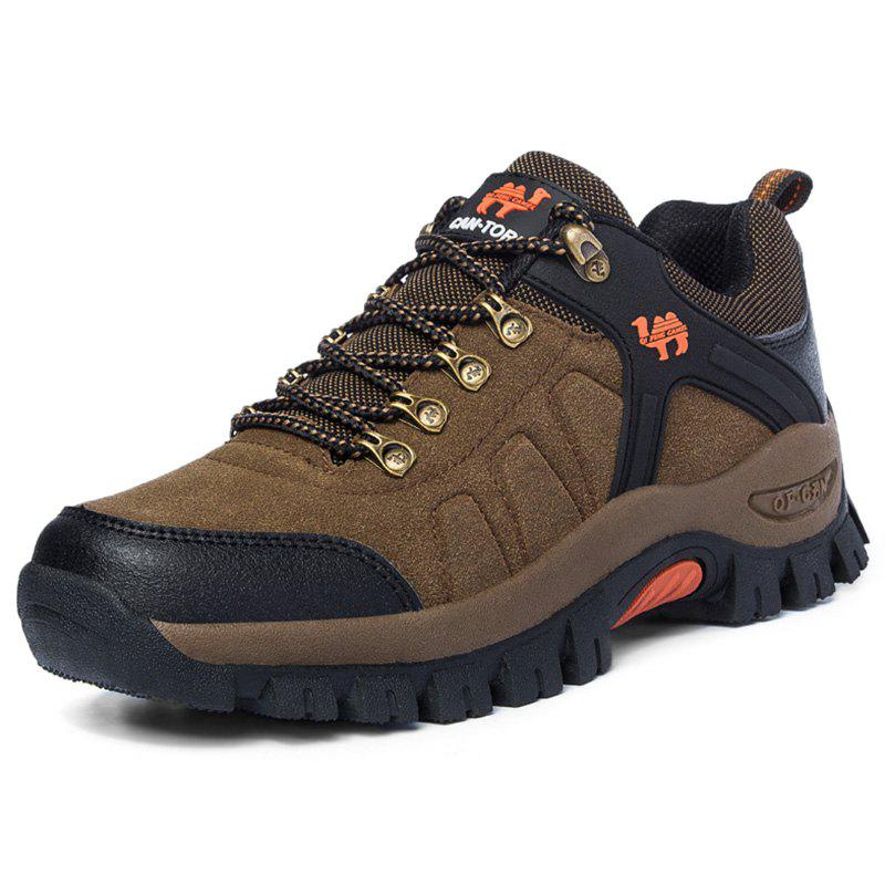 New Trendy Outdoor Wear-resistant Lover Hiking Sneakers