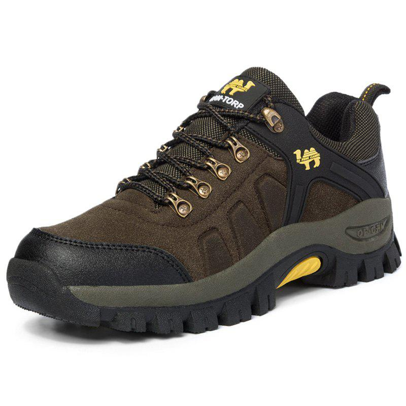 Cheap Trendy Outdoor Wear-resistant Lover Hiking Sneakers