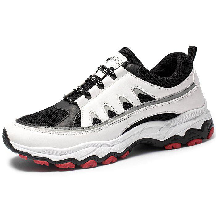 Affordable Men's Fashion Outdoor PU Casual Sneakers