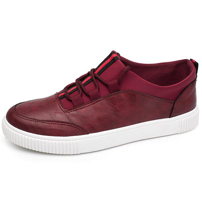 Discount Autumn New Breathable Leisure PU Casual Shoes for Man