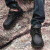 Leather Casual Lace Up Shoes for Men -
