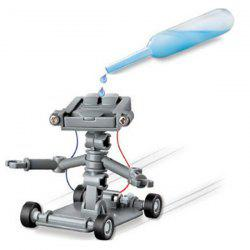 DIY Salt Water Powered Robot Toy for Playing -