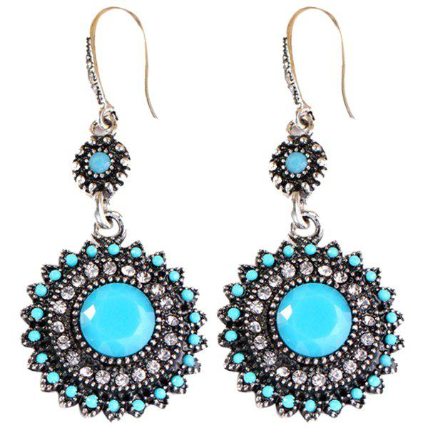 Chic Europe and America Bohemian Retro Ethnic Style Earrings