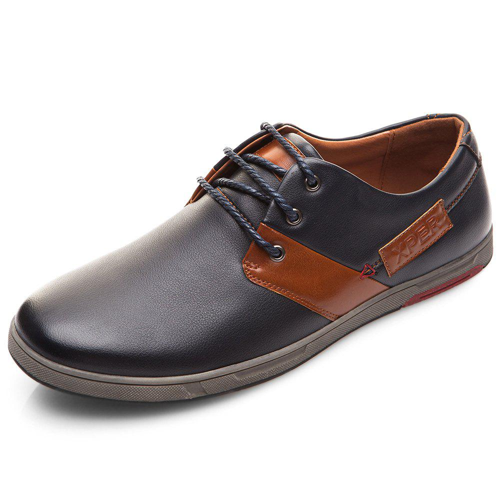 Cheap XPER Fashion Lace-up Casual Shoes for Men