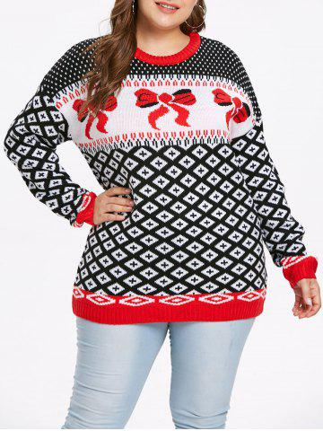 c6b883e72f237 Plus Size Christmas Sweaters - Women Ugly and Funny Christmas ...