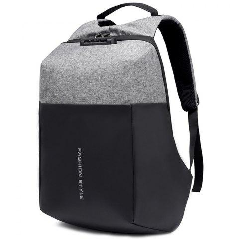 Multi function Fashion Rechargeable Waterproof Backpack - from $32.99