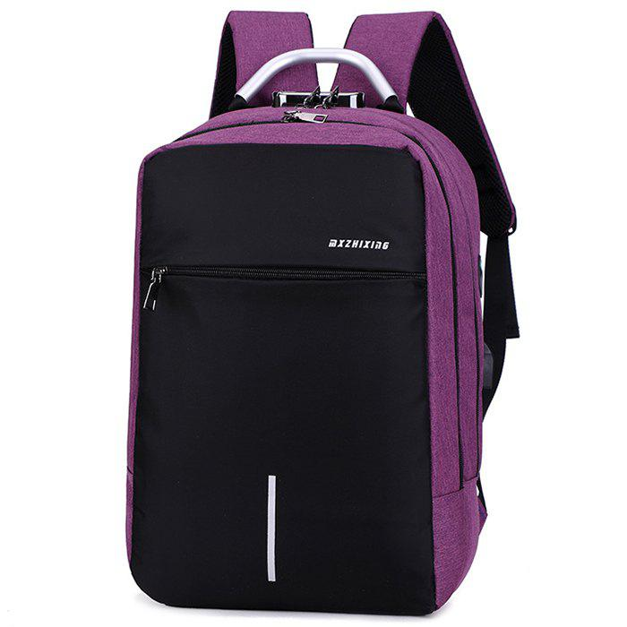 New Multi-function Fashion Rechargeable Durable Backpack